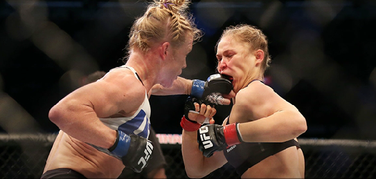 Rousey's Loss Is A Gain For Brand UFC