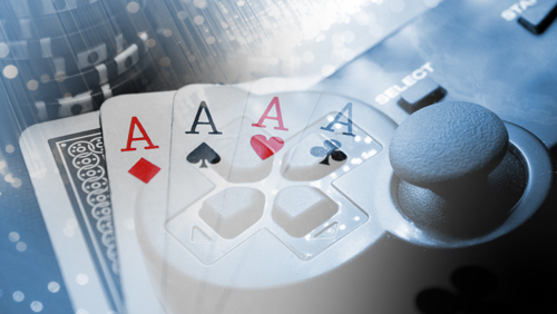 Are Amaya Planning Video Gaming and Poker Sex?