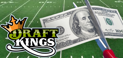 DraftKings cut guarantee as daily fantasy activity, margins decline