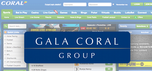 Gala Coral Group's online gains help offset poor retail performance