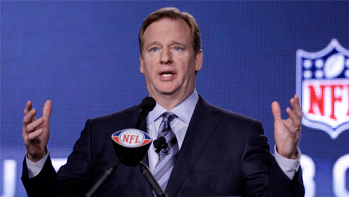 Goodell draws the line between season-long and daily fantasy sports