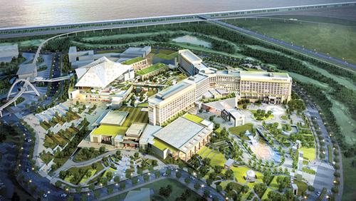 KCC, Mohegan Sun to build $5B casino in South Korea's Yeongjong Island