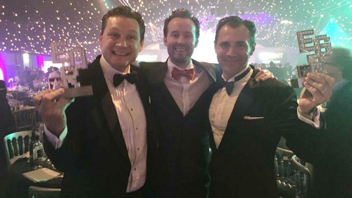 LeoVegas Celebrates Double-win at EGR Operator Awards