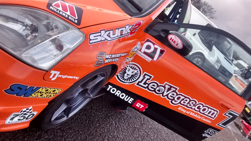 LeoVegas Celebrates Inaugral Racing Season