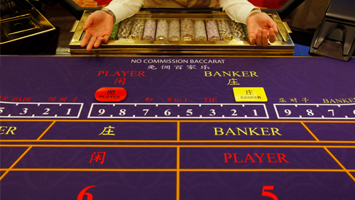 No changes to gaming table cap until 2022, Macau gov't says