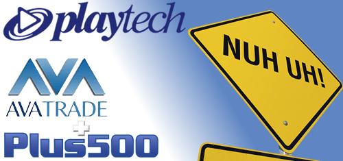 Playtech scraps proposed acquisitions of Plus500, Ava Trade financial trading firms