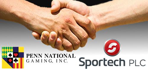 Sportech expands online race betting tech deal with Penn National Gaming