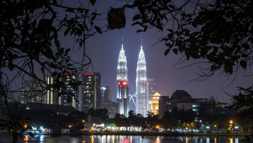 112 nabbed in Malaysia's anti-online gambling raids