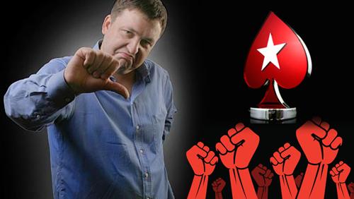 Calling The Clock: PokerStars Players Strike and Tony G Sent on His Bike