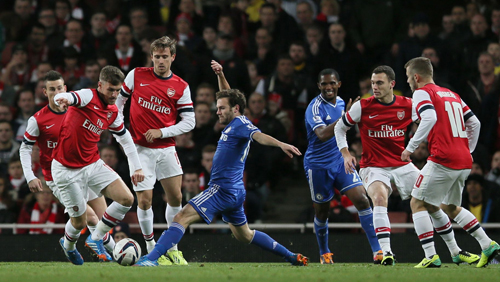 Champions League Round-Up: Arsenal and Chelsea Qualify; Valencia Don't