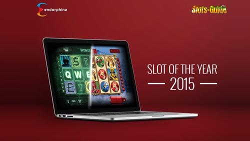 Endorphina dominates the Slots Guide's awards