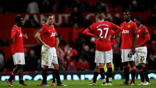 Man United Crash Out of Europe After German Defeat