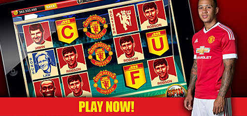 KamaGames launch third social casino title with Manchester United