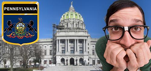 Pennsylvania online gambling legislative push coming down to the wire