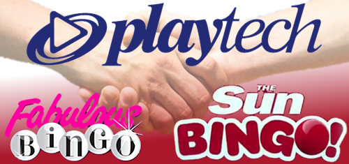 Playtech poach Sun Bingo contract from Gamesys, live dealer chief from William Hill