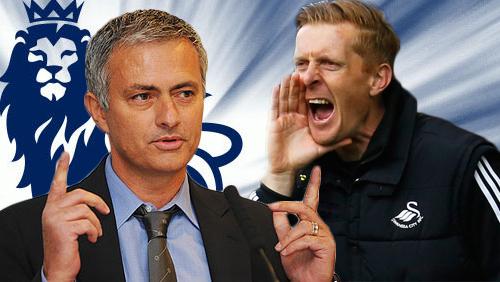 Premier League Managerial Sack Race: Mourinho & Monk Fall