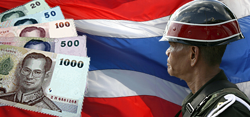 Thailand police, army officers under fire after illegal gambling raids