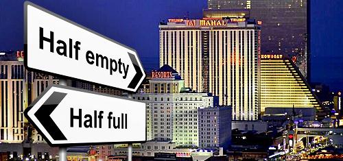 Atlantic City revenue less than half of 2006 peak despite online contributions