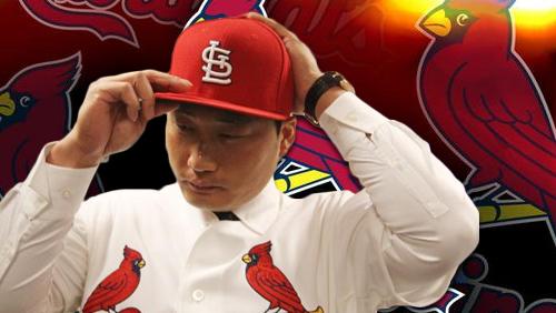 Cardinals sign Korean pitcher Oh Seung-Hwan amid gambling probe