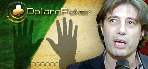 Italian police bust illegal online gambling ring linked to mafia, Dollaro Poker