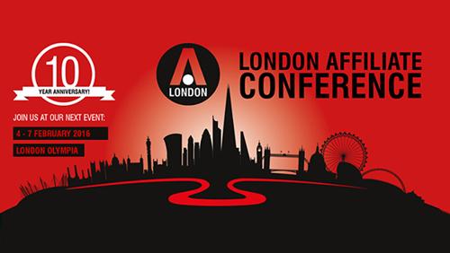 London Affiliate Conference celebrates 10th anniversary