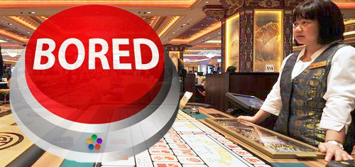 Fewer Macau youths attempt to enter casinos as interest in gambling wanes