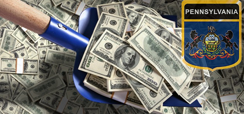 Pennsylvania casinos set new revenue record in 2015, snap two-year losing streak