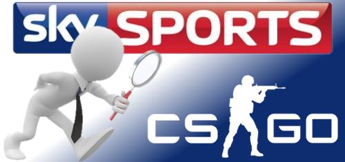 Sky Sports planning documentary on eSports betting