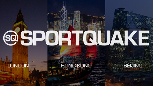SportQuake continues expansion with new Asian offices