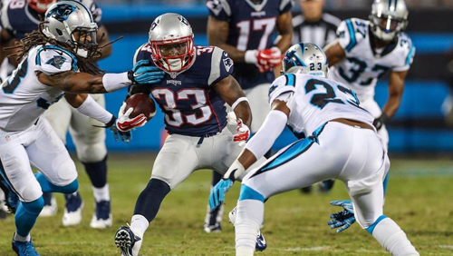 The Road To Super Bowl 50 Goes Through Carolina and New England