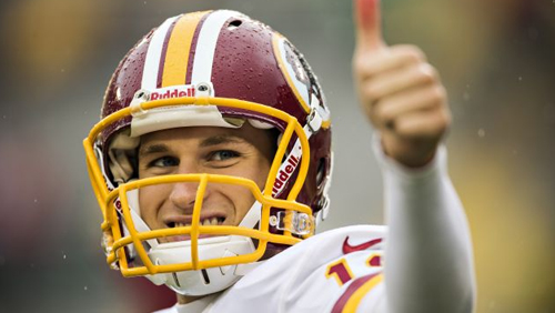 The Value of Kirk Cousins Is Tied To Andy Dalton