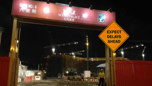Wynn Palace delays could cost contractor $200M