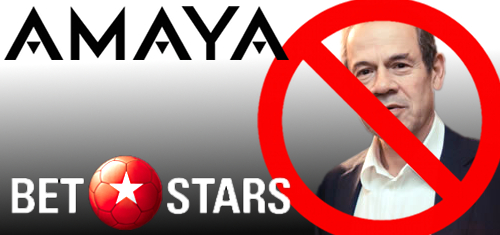 Baazov bid for Amaya won't include Scheinbergs; BetStars loses Stephen Fisk
