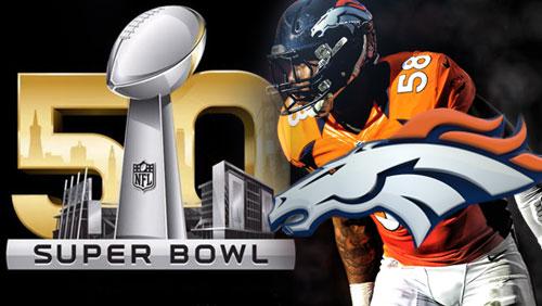 Broncos wins Super Bowl 50