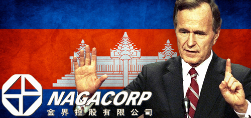 Cambodia says no new taxes in casino legislation but NagaCorp claims otherwise