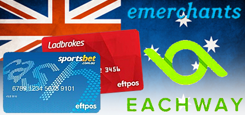 Sixfold rise in Australian online bookies' re-loadable debit card use