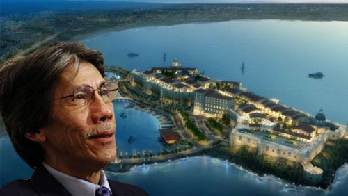 Macau Legend breaks ground on casino in Cape Verde