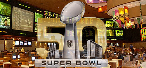 Nevada sportsbooks set new Super Bowl betting record, third-highest win total