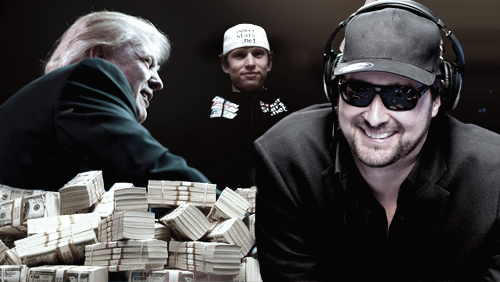 Phil Hellmuth Calls Donald Trump a LAG; Peter Eastgate on The Midnight Train to WSOPC Georgia
