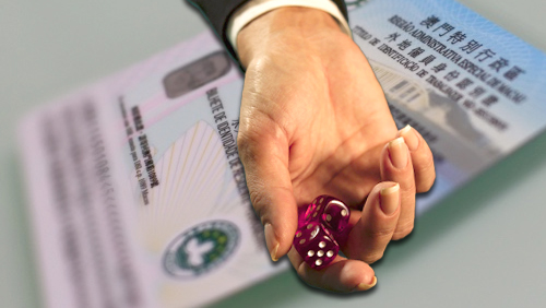 Police expose Macau hotel's blue card scheme for frequent Chinese gamblers