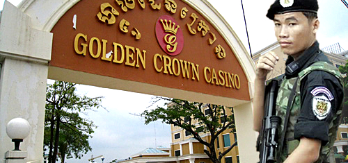Cambodian, Chinese authorities arrest 115 Chinese nationals at Poipet casino