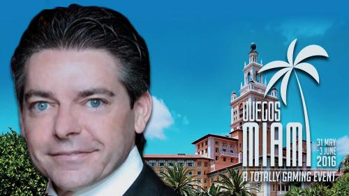 Chilean Casino Association President becomes non-executive Chairman of Juegos Miami