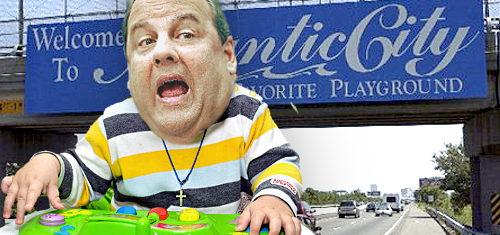 Christie to fight north Jersey casinos unless Atlantic City allows takeover