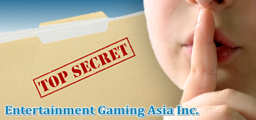 Entertainment Gaming Asia hatching secret plan to mitigate challenging 2016