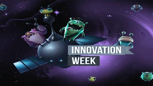 Lightbulbs spark as NetEnt launches Innovation Week 2016