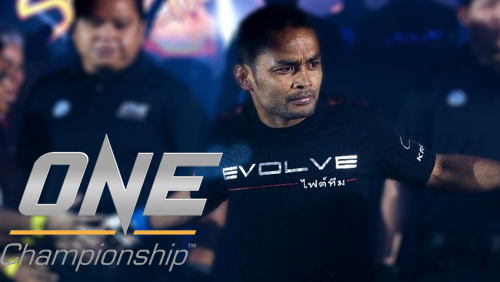 ONE CHAMPIONSHIP Holds First Thailand Event In Bangkok On 27 May 2016