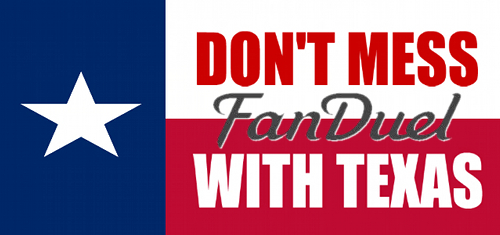 FanDuel to cease real-money fantasy in Texas, DraftKings remains defiant