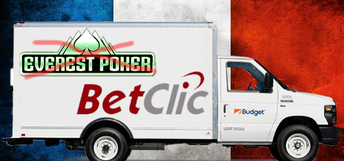 Betclic Everest closing French-facing Everest Poker site, because, um, France