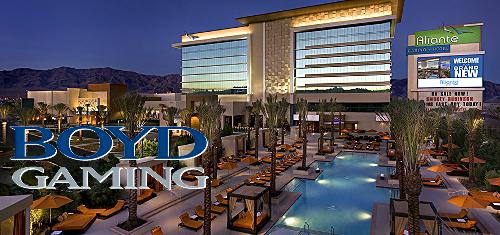 Boyd Gaming to acquire Aliante casino in North Las Vegas for $380m