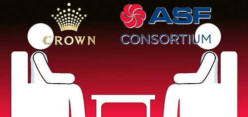 Crown Resorts reportedly in talks to run ASF consortium's Gold Coast casino